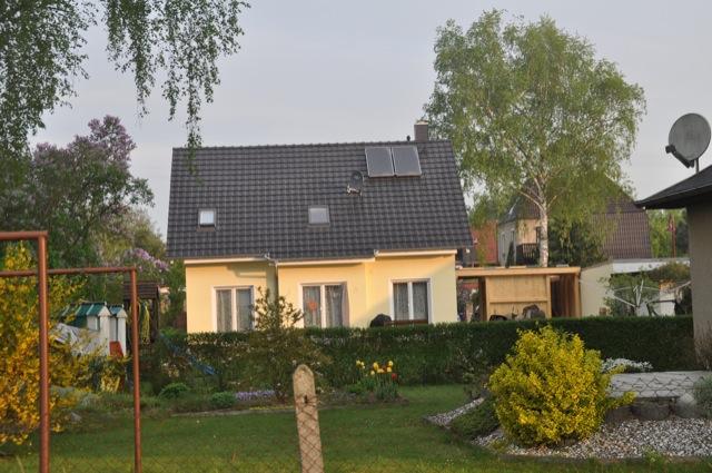 Hausbau: Einfamilienhaus dank Baufinanzierung