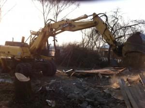 Grundstück: Kosten für Abriss einkalkulieren
